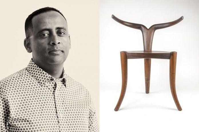 The Gorgeous Africa-Inspired Furniture Designs Of Jomo Tariku