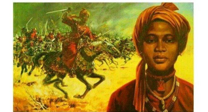 Great Ancient African Queens
