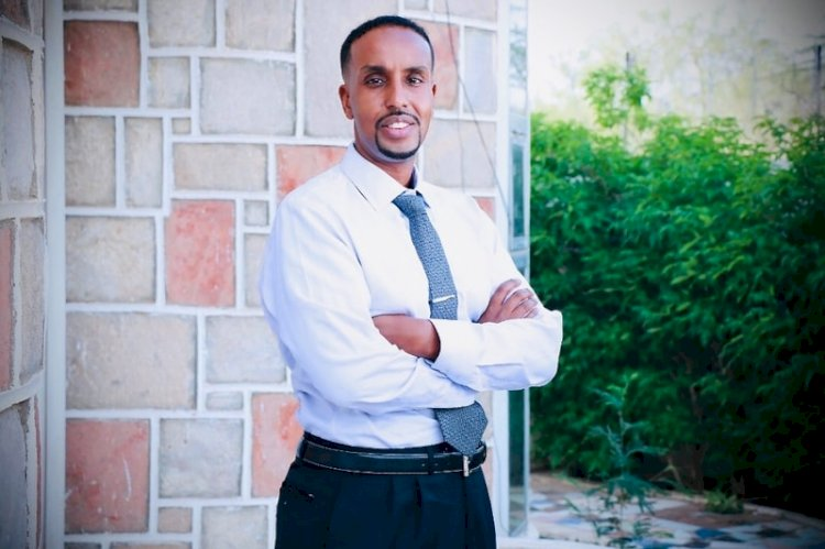 Meet the Rising Young Leader – Adan Abbey