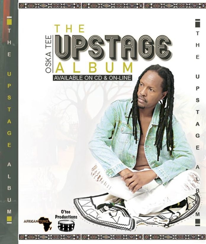 South African Artist' Oska Tee Releases – The Upstage Album