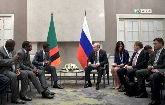 Russia In Africa: Can It Offer An Alternative To The US And China?