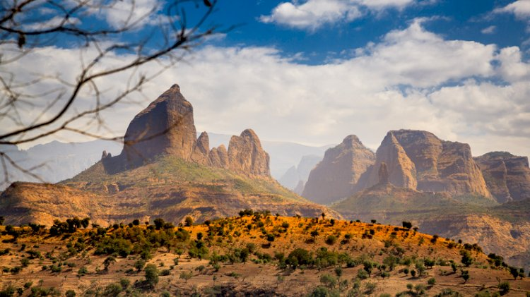 ETHIOPIA: The horn of Africa