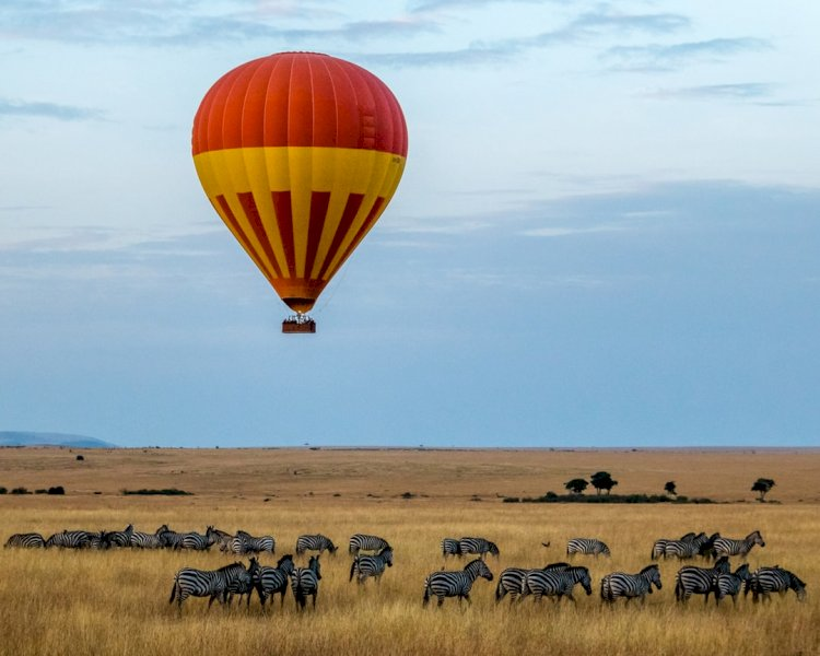 Places to visit in Africa.