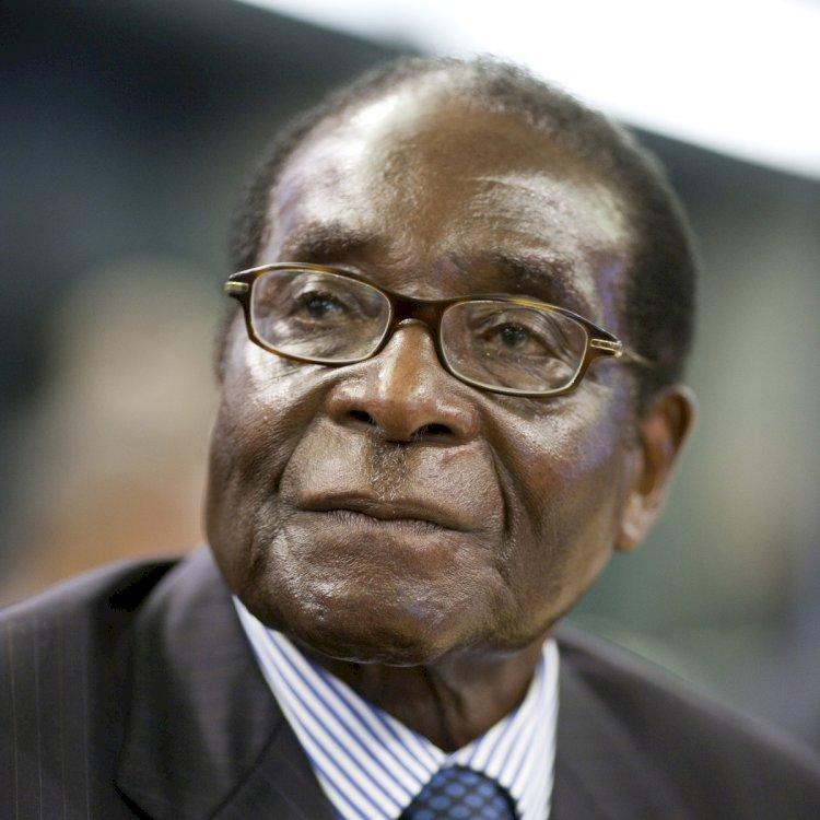 ROBERT MUGABE: The Giant has fallen at 95