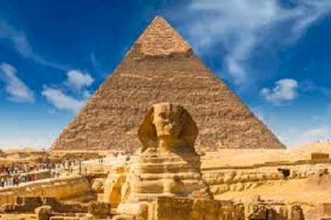 Egypt and the Mystery of the Pyramid