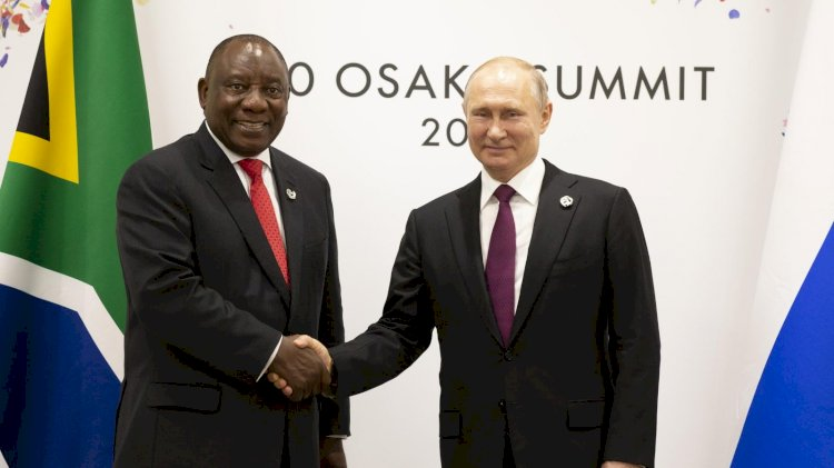Russia's Africa summit, the latest step in its resurgence as a global power in Africa