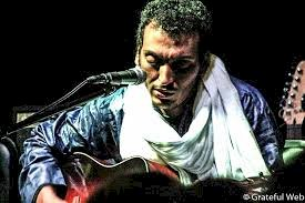 Bombino, The First Nigerien Artist To Be Nominated For A Grammy
