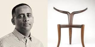 The Gorgeous Africa-Inspired Furniture Designs Of Jomo Tariku