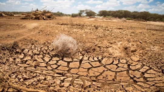 GLOBAL WARMING A GROWING PROBLEM FOR AFRICA